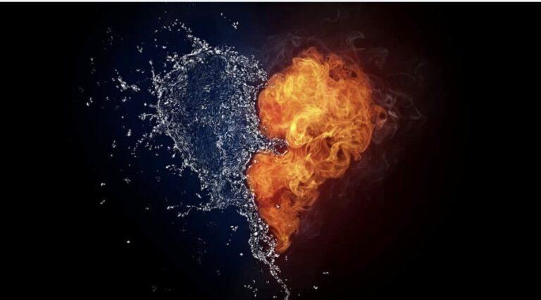 Aptal Aşık 16 / Su ve Ateş